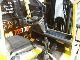 Used Hyster LPG forklift H2.50DX - picture4' - Click to enlarge