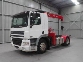 2006 DAF CF 85.380 Prime Mover With Crane