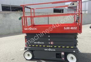 Skyjack Electric Scissor Lift