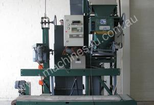 Industrial Bag Sack Packer Filler Seal Conveyor