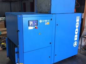 Boge 75kw/100hp Screw Compressor