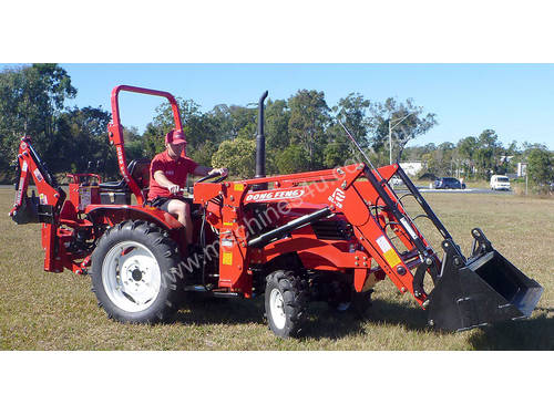 Dongfeng ZB28 - Australia�s cheapest NEW 28HP trac