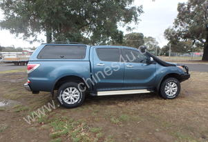 Mazda   BT50 GT Twin Cab