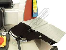 L-612A Belt & Disc Linisher Sander 150 x 1220mm (W x L) Belt Ø305mm Disc - picture2' - Click to enlarge