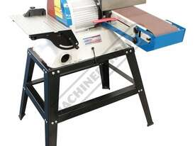 L-612A Belt & Disc Linisher Sander 150 x 1220mm (W x L) Belt Ø305mm Disc - picture5' - Click to enlarge