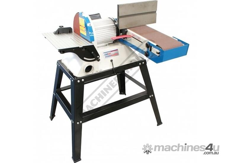 L-612A Belt & Disc Linisher Sander 150 x 1220mm (W x L) Belt Ø305mm Disc