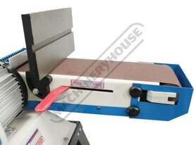 L-612A Belt & Disc Linisher Sander 150 x 1220mm (W x L) Belt Ø305mm Disc - picture6' - Click to enlarge