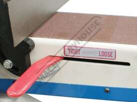 L-612A Belt & Disc Linisher Sander 150 x 1220mm (W x L) Belt Ø305mm Disc - picture7' - Click to enlarge