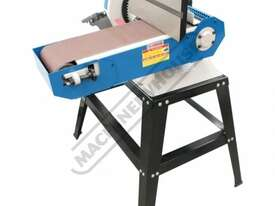 L-612A Belt & Disc Linisher Sander 150 x 1220mm (W x L) Belt Ø305mm Disc - picture11' - Click to enlarge