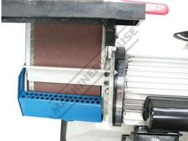L-612A Belt & Disc Linisher Sander 150 x 1220mm (W x L) Belt Ø305mm Disc - picture16' - Click to enlarge