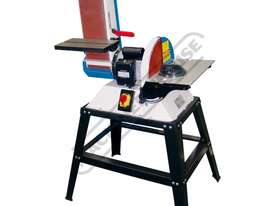 L-612A Belt & Disc Linisher Sander 150 x 1220mm (W