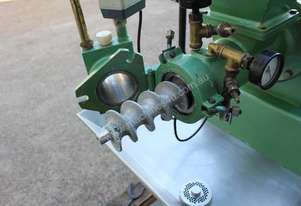 Soap Extuder/Stamper and Mill