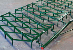 Murray Series 04 Diamond Harrow