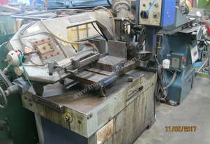 Used Waytrain WE 350 DS Metal Bandsaw