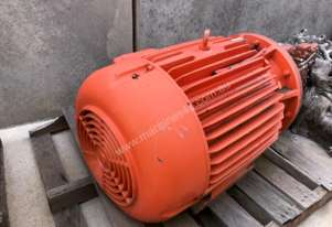 75 kw 100 hp 2 pole 415 v Pope AC Electric Motor