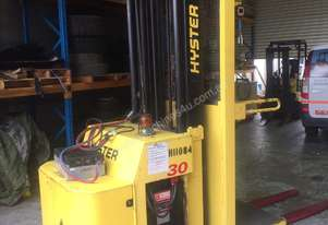 HYSTER R30ES ORDER PICKER  - FULLY SERVICED