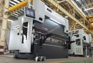 ACCURL 4100mm x 175Ton - 5 Axis CNC Pressbrake
