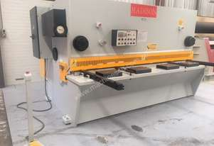 Used Madison Guillotine 2500 x 12mm