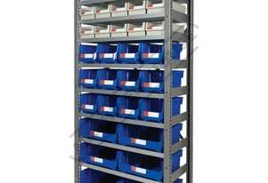 MSR-33 Industrial Modular Storage Shelving Package Deal 943 x 465.4 x 2030mm Includes 15 x BK-164, 1