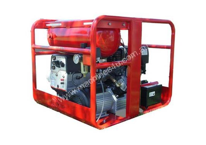 Genelite 7kVA 3 in 1 Larger Welder Generator Works