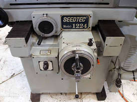 Seedtec YSG 1224 AHD Automatic Hydraulic Surface Grinder - picture5' - Click to enlarge