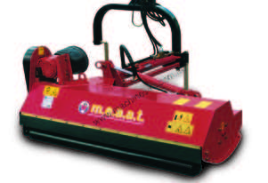 Full Offset Mulcher