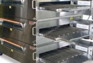 XLT Triple stack gas conveyor oven 1832-3G