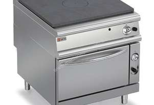 Baron 90TPF/G800 Full Module Gas Target Top with Gas Oven