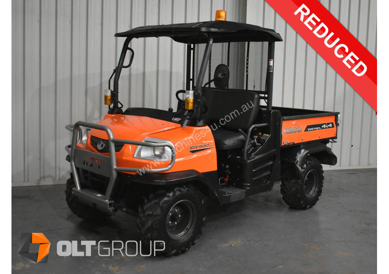 Used 2012 Kubota RTV900 XT ATV / UTV / Side By Side in