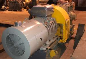 160 kw Motor & Reduction Drive 110 rpm
