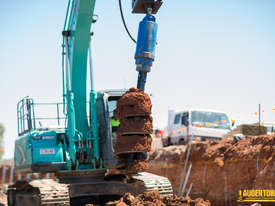 Used Auger Torque Auger Drive - 25000MAX (S6) Earth Drill to suit 20-25T Excavator - picture0' - Click to enlarge