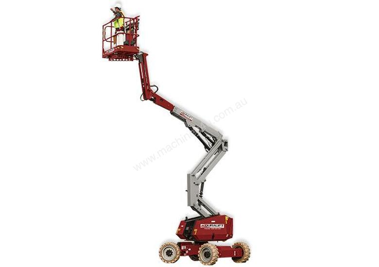 34FT ELECTRIC KNUCKLE BOOM