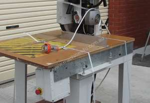 2001 MAGGI JUNIOR 640 RADIAL ARM SAW