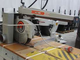 MAGGI JUNIOR 640 RADIAL ARM SAW - picture2' - Click to enlarge