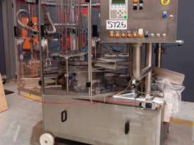 Rotary Tub Filling / Sealing Machine - picture0' - Click to enlarge