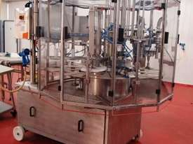 Rotary Tub Filling / Sealing Machine - picture6' - Click to enlarge