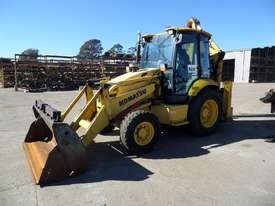 2010 Komatsu WB97R-5EO 4WD Backhoe *CONDITIONS APPLY* - picture0' - Click to enlarge