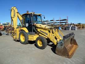 2010 Komatsu WB97R-5EO 4WD Backhoe *CONDITIONS APPLY* - picture1' - Click to enlarge