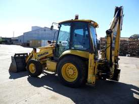 2010 Komatsu WB97R-5EO 4WD Backhoe *CONDITIONS APPLY* - picture3' - Click to enlarge