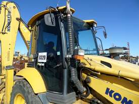 2010 Komatsu WB97R-5EO 4WD Backhoe *CONDITIONS APPLY* - picture6' - Click to enlarge