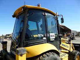 2010 Komatsu WB97R-5EO 4WD Backhoe *CONDITIONS APPLY* - picture7' - Click to enlarge