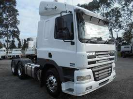 DAF CF 85 Series Primemover Truck - picture0' - Click to enlarge