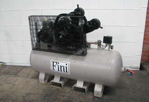 Fini 270L 7.5HP Air Compressor