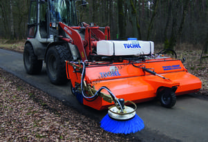 Road Sweeper Bucket Angle Broom