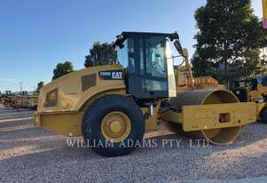 CATERPILLAR CS66B Vibratory Single Drum Smooth