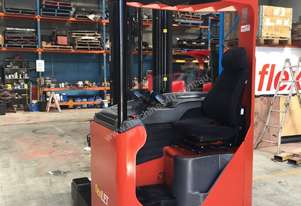 BT TOYOTA Electric Reach Truck