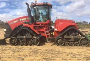 Case IH Quadtrac 550 Tracked Tractor