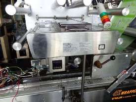 Flow Wrapper (s/s) (Horizontal Rotary Servo Wrapper) - picture5' - Click to enlarge