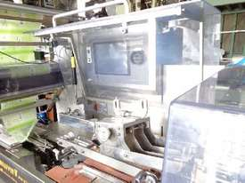 Flow Wrapper (s/s) (Horizontal Rotary Servo Wrapper) - picture4' - Click to enlarge