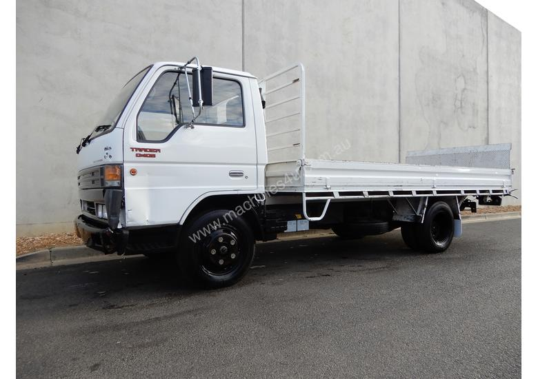 Ford Trader 0409 Cab chassis Truck